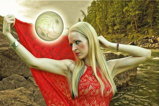 Più madre o più figlia? La Luna spinge, Venere tira…