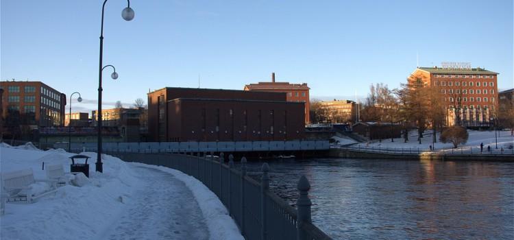 Tampere, o il Capricorno fatto città