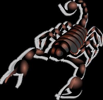 Lo Scorpione visto dall'astrologo lituano Bulatov