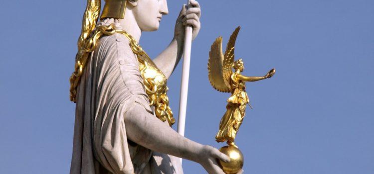 La Luna in Capricorno e la dea Athena