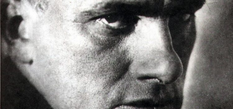 Il poeta Majakovskij e la forza della passione